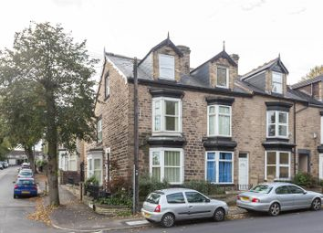Thumbnail 3 bedroom end terrace house for sale in Raven Road, Nether Edge, Sheffield