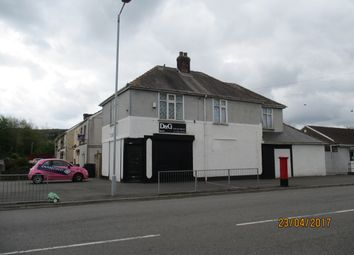 Thumbnail 2 bed flat to rent in Llanerch Road, Bonymaen, Swansea