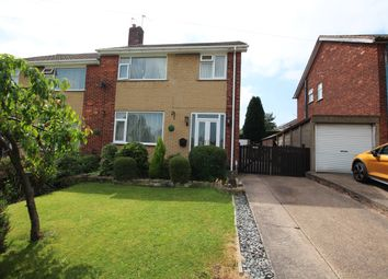 Thumbnail 3 bed semi-detached house for sale in Queen Street, Swinton