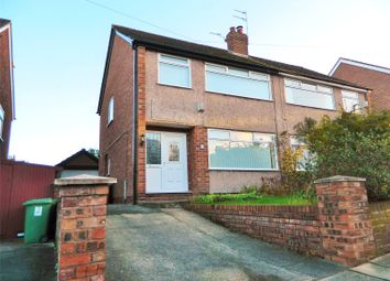 Thumbnail 3 bed semi-detached house to rent in Silverdale Road, Oxton, Birkenhead