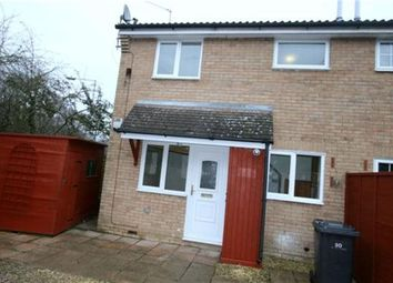 Thumbnail 1 bed semi-detached house to rent in Larchwood, Chineham, Basingstoke