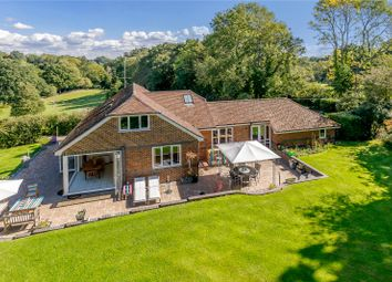 Thumbnail 3 bedroom detached house for sale in Mill Lane, Chiddingfold, Godalming, Surrey