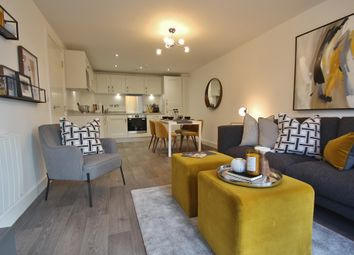 Thumbnail 2 bed flat for sale in Quayside, Sealand Road, Chester