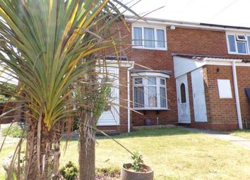 Thumbnail 2 bed terraced house for sale in Nailers Close, Bartley Green, Birmingham, West Midlands