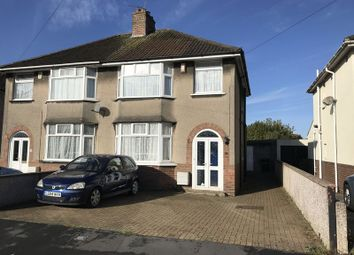 Thumbnail 3 bedroom semi-detached house for sale in Alderton Road, Bristol