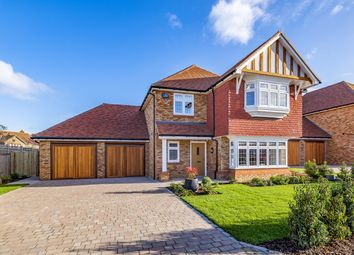 Thumbnail 4 bed detached house for sale in Jackson Road, Bromley