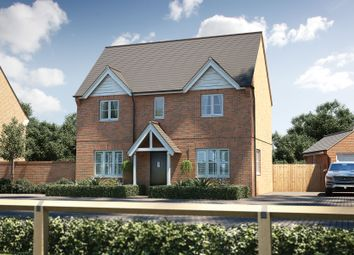 "Thumbnail 4 bed detached house for sale in ""The Arlington Sp"" at Redbridge Lane, Nursling, Southampton"