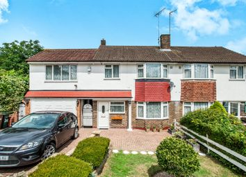 Thumbnail 4 bed semi-detached house for sale in Coates Way, Watford