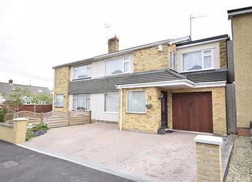 Thumbnail 4 bed semi-detached house for sale in Meadow Close, Bristol