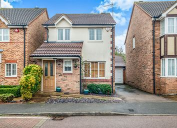Thumbnail 3 bed detached house for sale in Griffon Way, Leavesden, Watford