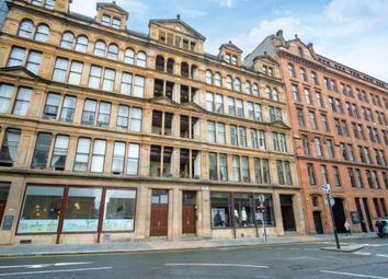 1 bed flat for sale in Montrose Street, Flat 23, Glasgow G1