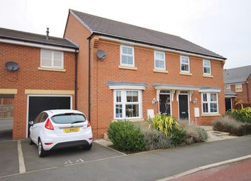 Thumbnail 3 bed terraced house for sale in Nashville Drive, Great Sankey, Warrington