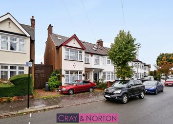 Thumbnail End terrace house for sale in Parkview Road, Addiscombe