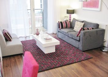 Thumbnail 2 bed flat to rent in Simmonds House, Clayponds Lane, Brentford