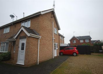 Thumbnail 1 bed town house to rent in Farrow Avenue, Holbeach, Spalding