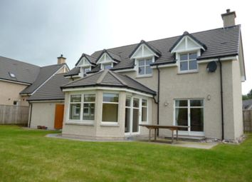 Thumbnail 6 bed detached house to rent in Provost Black Drive, Banchory