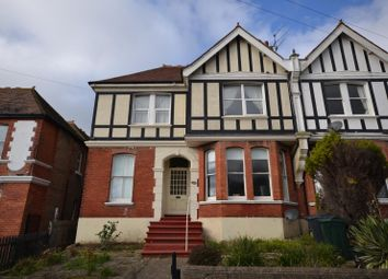 Thumbnail 1 bed flat to rent in Dorset Road, Bexhill On Sea