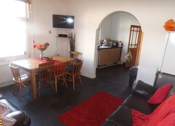 Thumbnail 7 bed end terrace house to rent in Talbot Road, Southsea