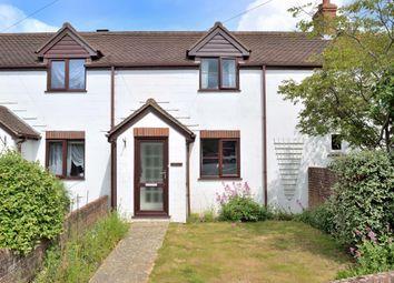 Thumbnail 2 bed terraced house for sale in Hollyhocks, Rixon, Sturminster Newton, Dorset