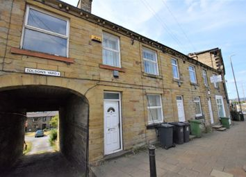 Thumbnail 4 bed terraced house for sale in Almondbury Bank, Moldgreen, Huddersfield, West Yorkshire