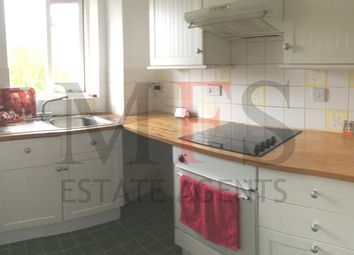 Thumbnail 2 bed flat to rent in Burket Close, Norwood Green
