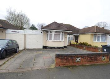 Thumbnail Semi-detached bungalow for sale in Heathland Avenue, Castle Bromwich, Birmingham
