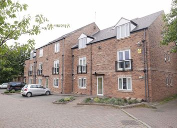 Thumbnail 2 bed flat to rent in Manor Court, York, North Yorkshire