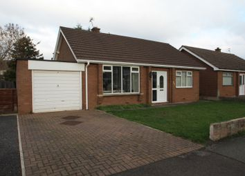 Thumbnail 2 bed bungalow to rent in Long Lane South, Middlewich
