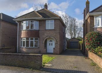 Thumbnail 3 bed detached house for sale in Temple Road, Woolston, Southampton, Hampshire