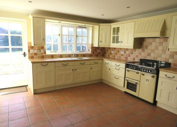 Thumbnail 4 bedroom property to rent in School Road, Foulden, Thetford