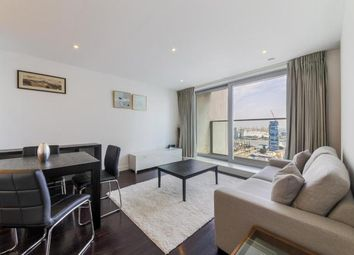 Thumbnail 1 bed flat for sale in South Quay, Canary Wharf, London