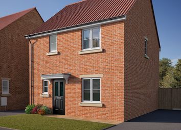 "Thumbnail 3 bedroom detached house for sale in ""The Elliot"" at Cobblers Lane, Pontefract"