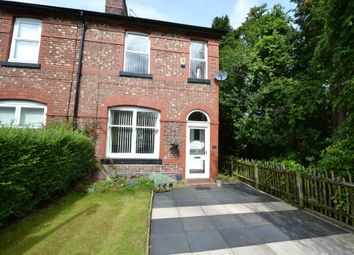 Thumbnail 2 bed semi-detached house to rent in Heyes Lane, Alderley Edge