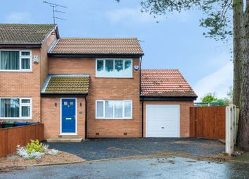 Thumbnail 2 bed semi-detached house to rent in Pine Crest, Aughton, Ormskirk