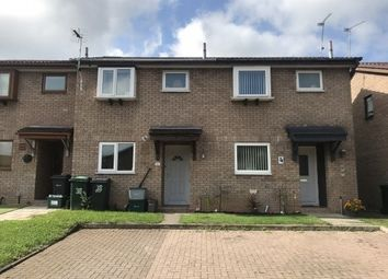 Thumbnail 2 bed terraced house for sale in Browning Close, Chester, Cheshire