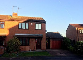 Thumbnail 3 bed semi-detached house for sale in Elm Tree Farm Road, Burstwick, Hull