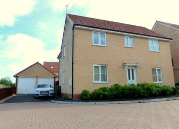Thumbnail 4 bedroom detached house to rent in Sentinel Close, Worcester