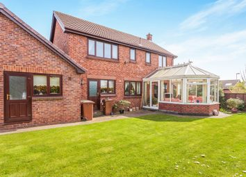 Thumbnail 4 bed detached house for sale in Dale View, Pontefract