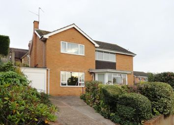 Thumbnail 4 bed detached house to rent in 11 Lea Hill Close, Malvern, Worcestershire