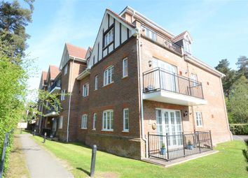 Thumbnail 2 bed flat to rent in Ramsdell Road, Fleet