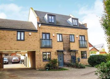 Thumbnail 3 bedroom terraced house for sale in Bayleaf Avenue, Hampton Vale, Peterborough
