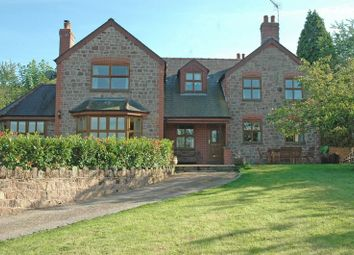 Thumbnail 7 bed detached house for sale in Mitchel Troy Common, Monmouth