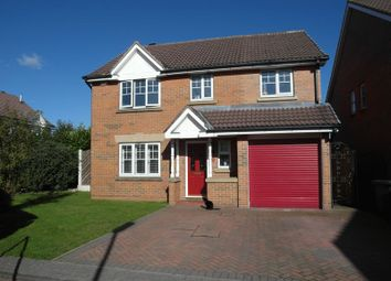 Thumbnail 5 bed detached house to rent in Hawthorne View, Gildersome, Leeds