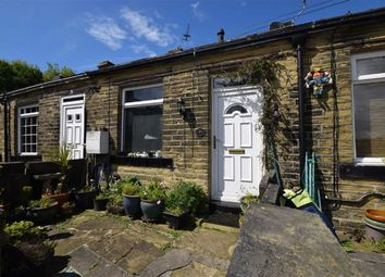 Thumbnail 1 bedroom terraced bungalow for sale in Prospect View, Queensbury, Bradford