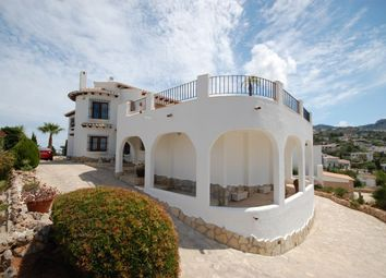 Thumbnail 4 bed villa for sale in Monte Pego, Costa Blanca, Spain