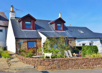 Thumbnail 2 bed cottage for sale in Jubilee Cottage, The Brae, Lamlash