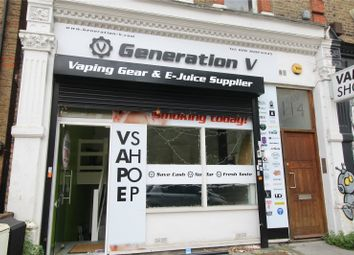 Thumbnail Retail premises to let in Mill Lane, London