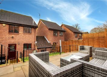 Thumbnail 2 bedroom link-detached house for sale in Worrall Way, Lower Earley, Reading
