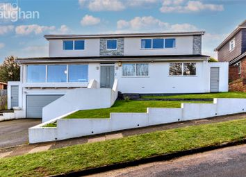 Thumbnail 5 bed detached house for sale in Tongdean Rise, Brighton