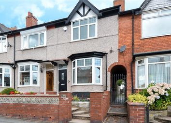 Thumbnail 3 bed terraced house for sale in Rathbone Road, Bearwood, West Midlands
